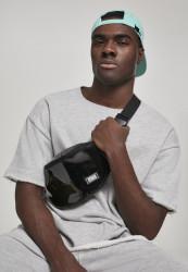 Ľadvinka Urban Classics Transparent Shoulder Bag black