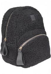 Malý batoh Urban Classics Sherpa Mini Backpack čierny #2