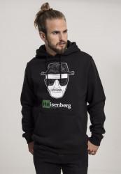 MERCHCODE BB Heisenberg Hoody Farba: black,