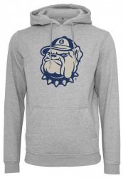MERCHCODE Georgetown Hoyas Hoody Farba: grey, #9