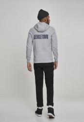 MERCHCODE Georgetown Hoyas Hoody Farba: grey, #5