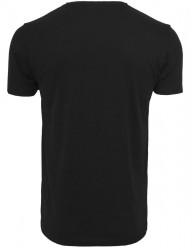 MERCHCODE NYPD Logo Tee Farba: black, #6