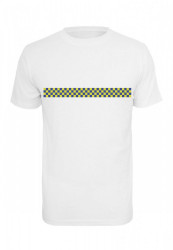 MERCHCODE Pánske tričko Banksy Officer Tee Farba: white, #1