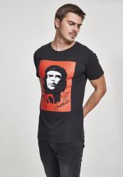 MERCHCODE Pánske tričko Che Tee Farba: black,