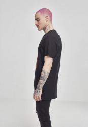 MERCHCODE Pánske tričko Hustler X-Rated Tee Farba: black, #2