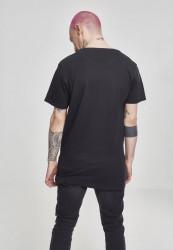 MERCHCODE Pánske tričko Hustler X-Rated Tee Farba: black, #3