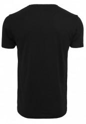 MERCHCODE Pánske tričko Hustler X-Rated Tee Farba: black, #7