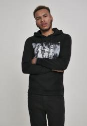 MERCHCODE Stormtrooper Rap Hoody Farba: black, #2
