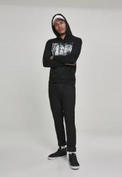 MERCHCODE Stormtrooper Rap Hoody Farba: black, #7