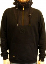 Mikina New Era Crafted HZ Hoody black