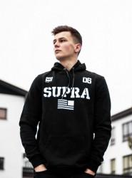 Mikina Supra Team USA Farba: Čierna,
