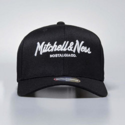 Mitchell & Ness snapback Own Brand black Pinscript High Crown110  - UNI