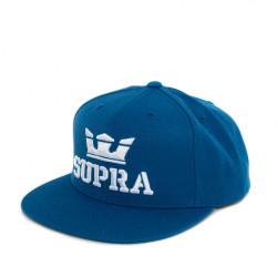 Modrý snapback Supra Above