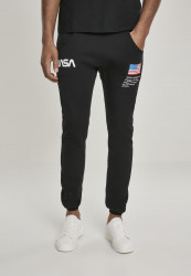 MR.TEE NASA Sweatpants Farba: black,