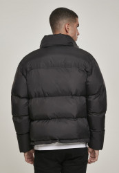MR.TEE Pánska bunda NASA Two-Toned Puffer Jacket Farba: cool grey, #3