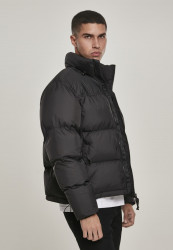 MR.TEE Pánska bunda NASA Two-Toned Puffer Jacket Farba: cool grey, #4