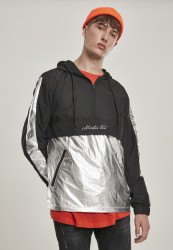 MR.TEE Pánska bunda Reflective Mister Tee Windbreaker Farba: black,