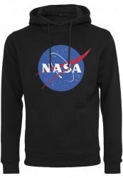 MR. TEE Pánska mikina Mister Tee NASA Hoody black
