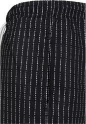MR.TEE Pánske kúpacie kraťasy FuckYou Swimshorts Farba: black, #10