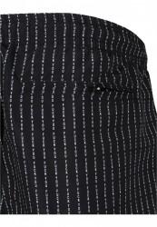 MR.TEE Pánske kúpacie kraťasy FuckYou Swimshorts Farba: black, #11