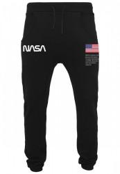 MR.TEE Pánske tepláky NASA Sweatpants Farba: black,