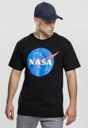 MR. TEE Pánske tričko Mister Tee NASA Tee black