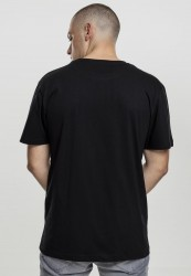 MR. TEE Pánske tričko Mister Tee NASA Tee black #1