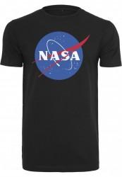 MR. TEE Pánske tričko Mister Tee NASA Tee black #2