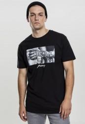 MR. TEE Pánske tričko Mister Tee Pray 2.0 Tee