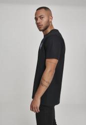 MR.TEE Pánske tričko NASA Logo Embroidery Tee Farba: white, #2