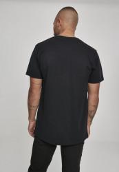 MR.TEE Pánske tričko NASA Logo Embroidery Tee Farba: white, #3