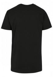 MR.TEE Pánske tričko NASA Logo Embroidery Tee Farba: white, #8