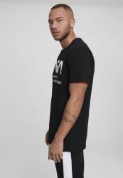 MR.TEE Pánske tričko NASA Wormlogo Tee Farba: white, #2