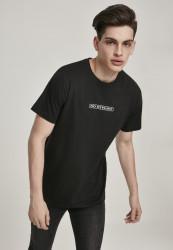 MR.TEE Pánske tričko No Stylist Tee Farba: black,