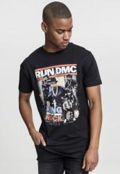 MR.TEE Run DMC King of Rock Tee Farba: black, #1