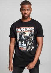 MR.TEE Run DMC King of Rock Tee Farba: black, #5