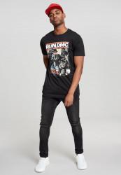 MR.TEE Run DMC King of Rock Tee Farba: black, #6