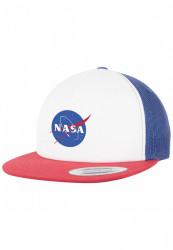 MR. TEE Šiltovka Mister Tee NASA Trucker Cap