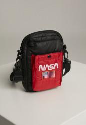 MR.TEE Taška cez rameno NASA Festival Bag