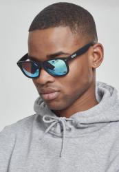 MR. TEE Unisex slnečné okuliare NASA Sunglasses black