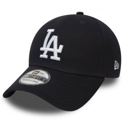 New Era 39thirty MLB League Basic LA Dodgers Navy White