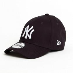 New Era 39thirty MLB League Basic NY Yankees Navy White