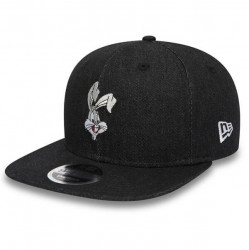 New Era 9Fifty Original Fit Character Snapback Bugs Bunny Black