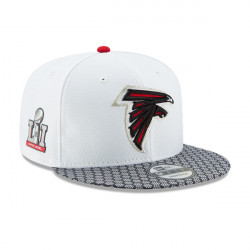 New Era 9Fifty Superbowl LI (51) Atlanta Falcons White - UNI