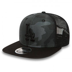New Era 9Fifty Trucker LA Dodgers Washed Camo