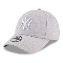 New Era 9Forty Essential Cap NY Yankees Graphite Grey - UNI