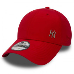 New Era 9Forty Flawless NY Yankees Red - UNI