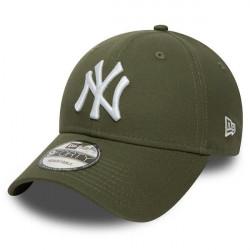 New Era 9Forty MLB League Basic NY Yankees Green - UNI