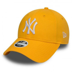 New Era 9Forty MLB League Essential Cap NY Yankees Yellow - UNI