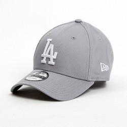 New Era 9Forty MLB Reverse team LA Dodgers Grey - UNI